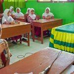Kegiatan Munaqosah kelas Tahfidzul Qur'an