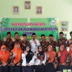 Kunjungan Kerja KKKMI Kecamatan Ngoro Kabupaten Jombang