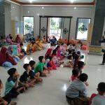 Trauma Healing Pasca Bencana kepada Siswa Siswi MIN 3 Jombang Korban Bencana Banjir